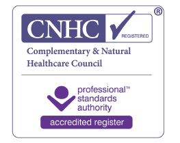 Complementary & Natural Healthcare Council Accredited