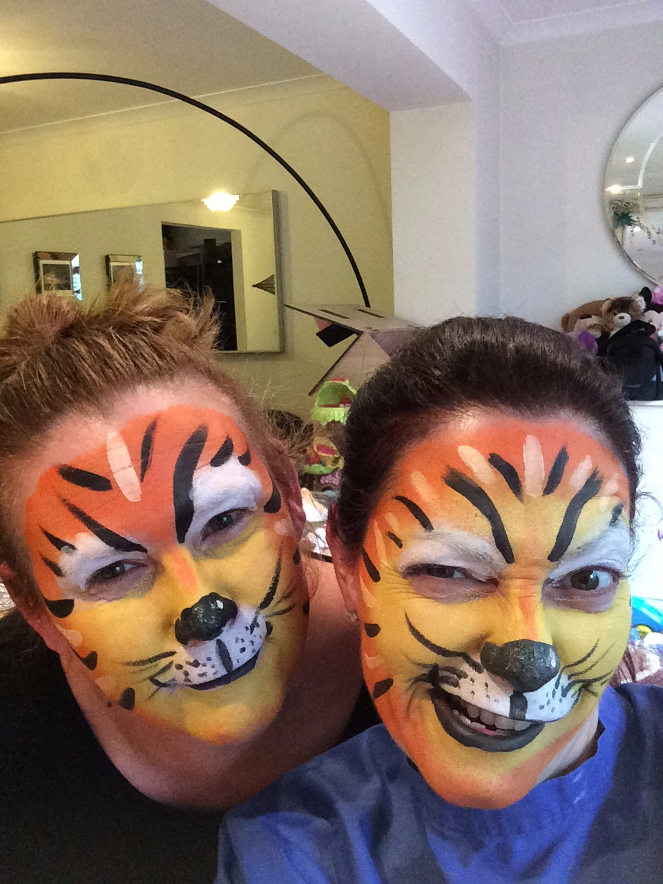 Face painting workshops - mobile - I can come to you